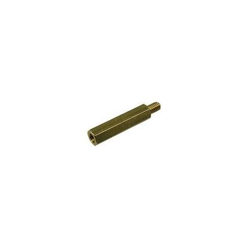 PCHSN-20, Стойка для п/плат,шестигр., латунь, М3, 20мм