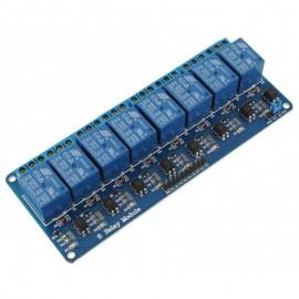8-канальный модуль реле