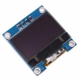 OLED дисплей I2C