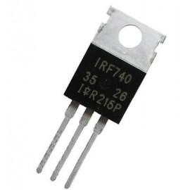 IRF740PBF, Транзистор, N-канал 400В 10А [TO-220AB]