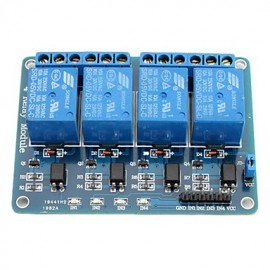 4-канальный модуль реле
