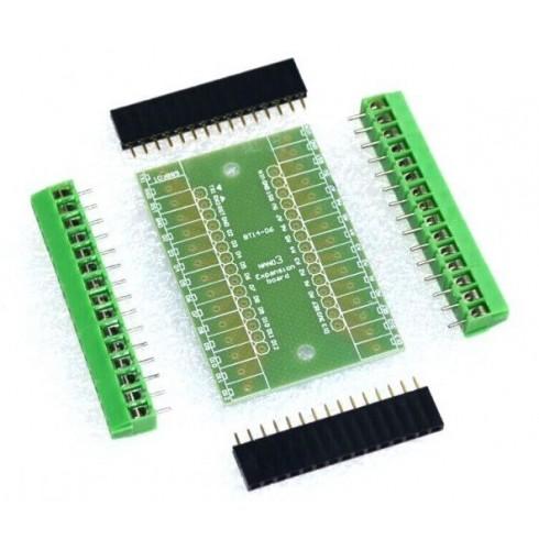 Терминальный адаптер для Arduino Nano