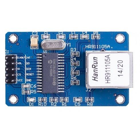 Ethernet модуль