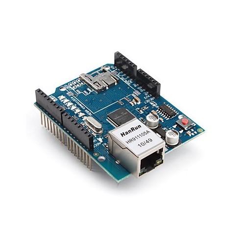 W5100 Ethernet shield для Arduino