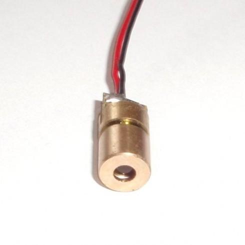 Лазерный модуль (красный)-5 В, 650 нм