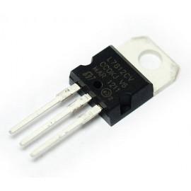L7812CV, Стабилизатор напряжения +12В, 1.5А, 4%, (0°C...+125°C), [TO-220SG]