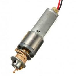 Электродвигатель с редуктором 60 об/мин, 12В