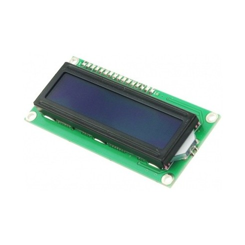 LCD дисплей 1602