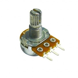 Переменный резистор (потенциометр)