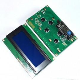 LCD дисплей 20*4 с интерфейсом I2C