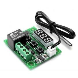 Термостат программируемый с выносным датчиком W1209